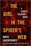 The Girl in the Spider's Web by DavidLagercrantz