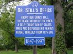 Site of Dr. Still's Office